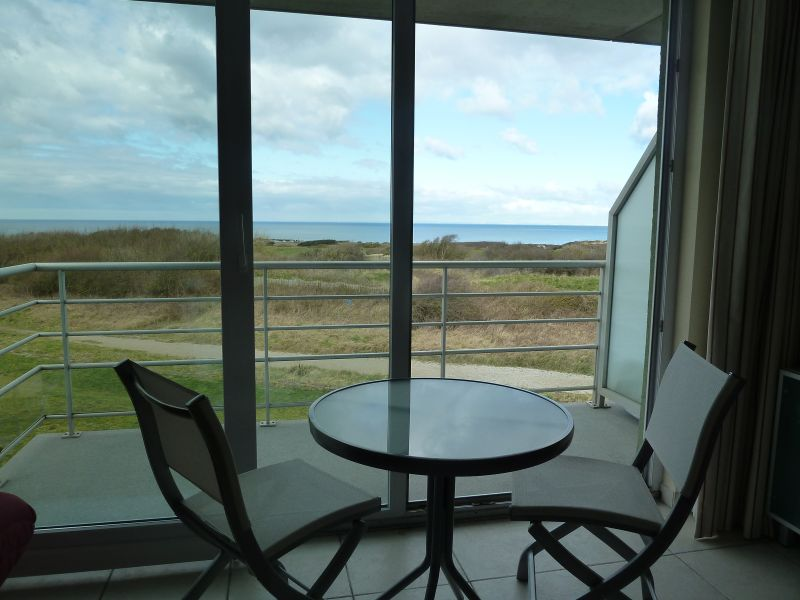 Vista dalla casa vacanze Affitto Appartamento 96569 Wimereux