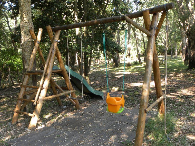 Vista esterna della casa vacanze Affitto Agriturismo 96634 Pietracorbara