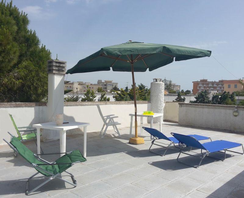 Terrazzo Affitto Villa  99290 Gallipoli