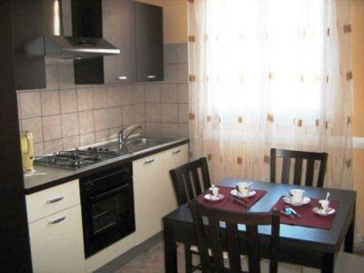 Cucina separata Affitto Appartamento 100038 Giardini Naxos