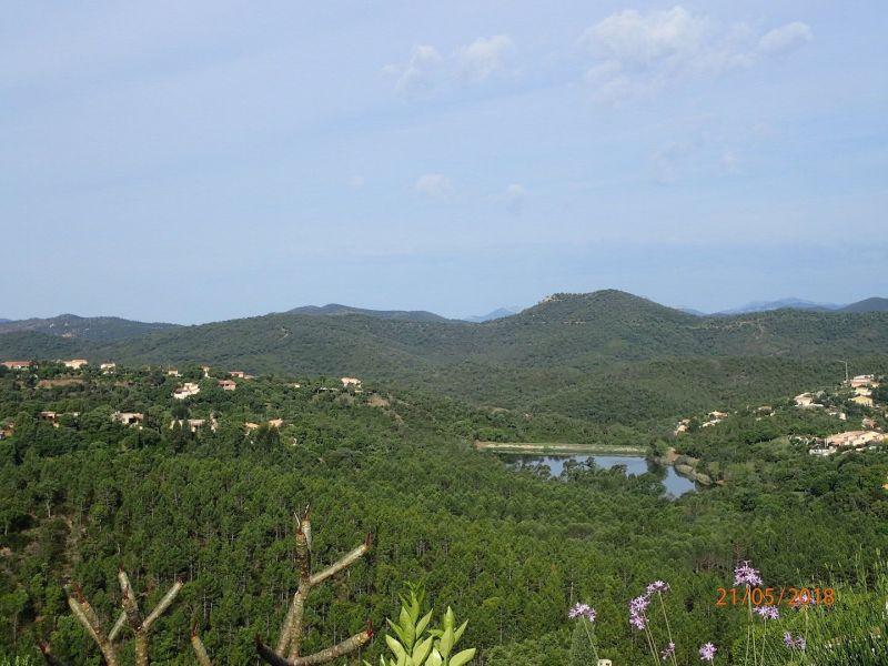 Vista dal terrazzo Affitto Casa 100590 La Londe les Maures