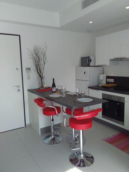 Cucina all'americana Affitto Appartamento 100724 Propriano
