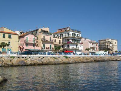 Vista nelle vicinanze Affitto Monolocale 102310 Santo Stefano al Mare