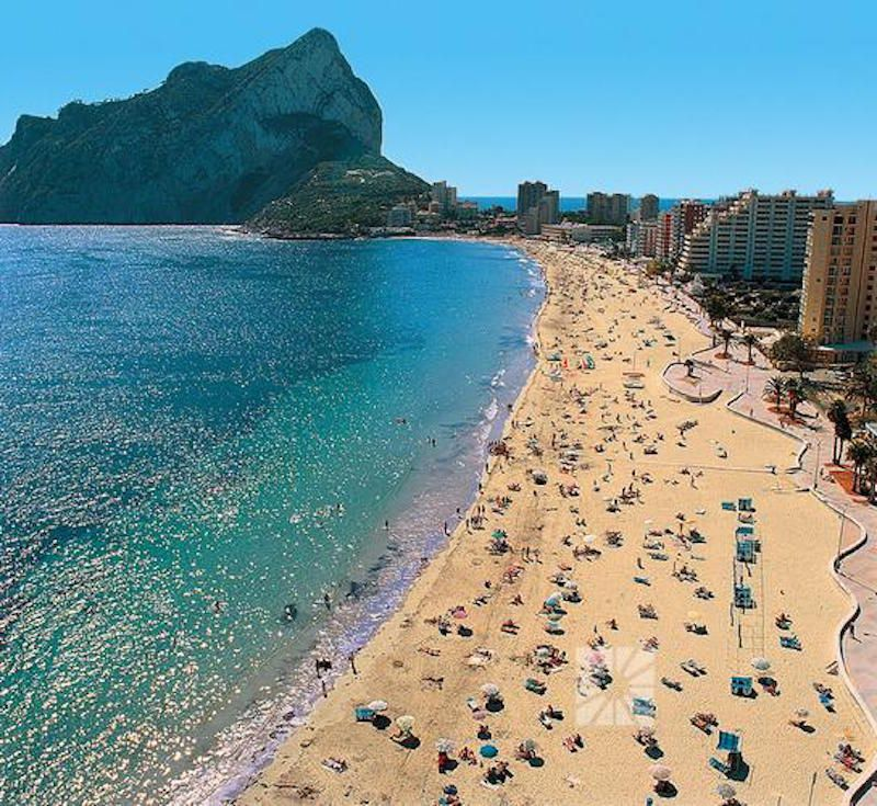Spiaggia Affitto Appartamento 103401 Calpe