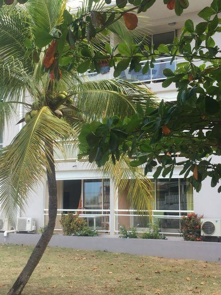 Vista esterna della casa vacanze Affitto Monolocale 108428 Marigot