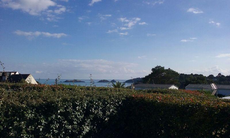 Vista dal terrazzo Affitto Casa mobile 112905 Cancale