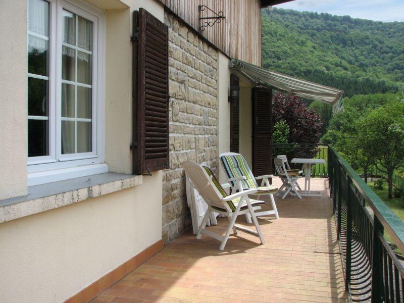 Balcone Affitto Agriturismo 113029 Salins les Bains
