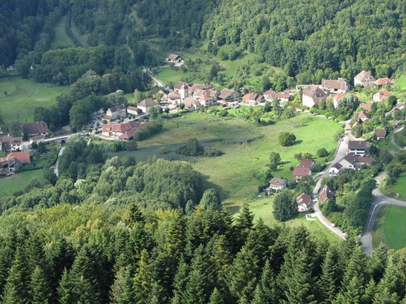 Altra vista Affitto Agriturismo 113029 Salins les Bains