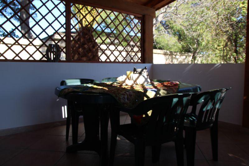 Vista esterna della casa vacanze Affitto Appartamento 113526 Vieste