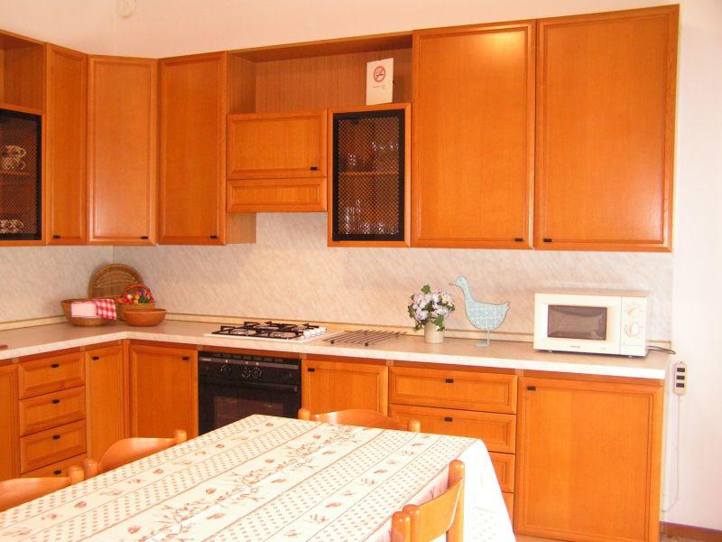 Cucina all'americana Affitto Appartamento 114178 Provaglio d'Iseo
