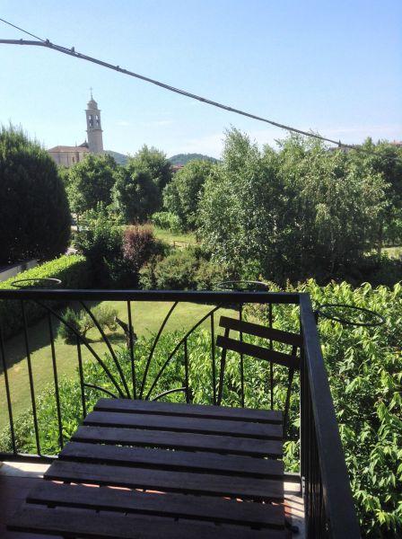 Vista dal balcone Affitto Appartamento 114178 Provaglio d'Iseo