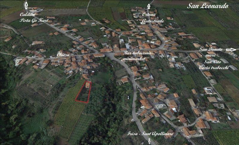 Vista dalla casa vacanze Affitto Villa  114716 Ortona