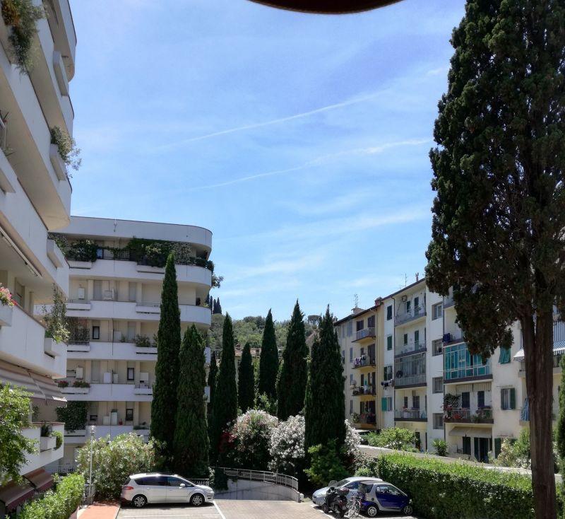 Vista dal terrazzo Affitto Appartamento 116261 Firenze