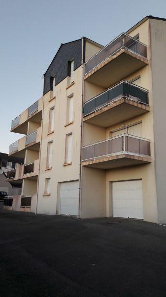 Vista esterna della casa vacanze Affitto Appartamento 116267 Etel/Ria d'Etel