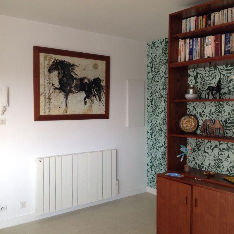 Vista dalla casa vacanze Affitto Appartamento 116267 Etel/Ria d'Etel