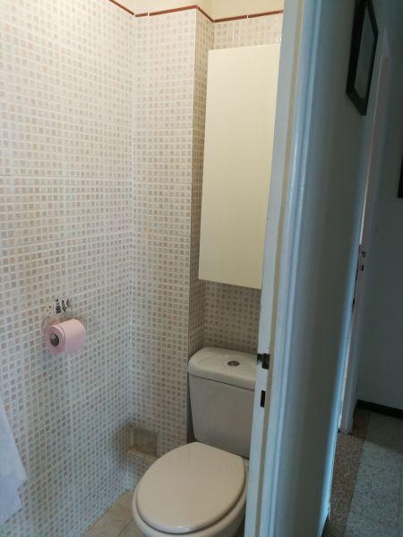 WC indipendente Affitto Appartamento 116725 Sanary