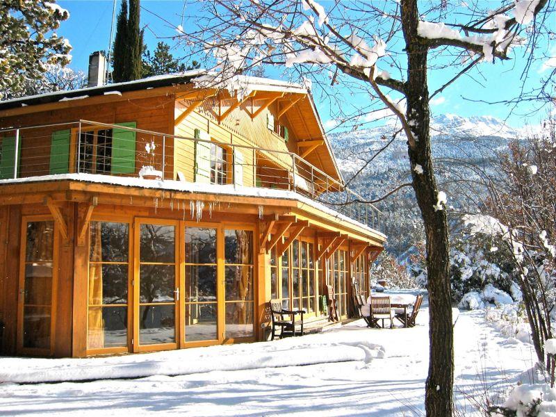 Vista esterna della casa vacanze Affitto Agriturismo 116875 Castellane