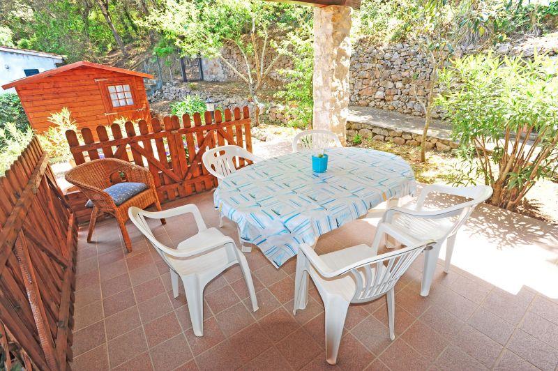 Vista esterna della casa vacanze Affitto Appartamento 117213 Rio nell'Elba