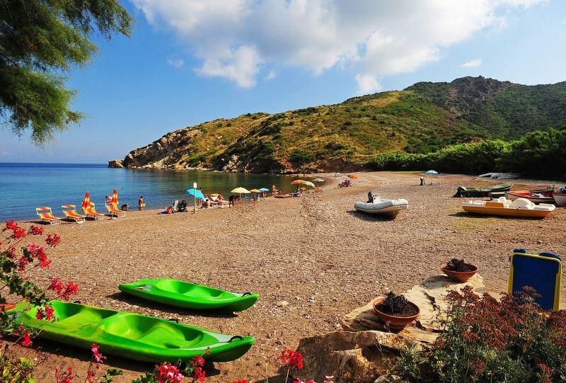 Spiaggia Affitto Appartamento 117213 Rio nell'Elba