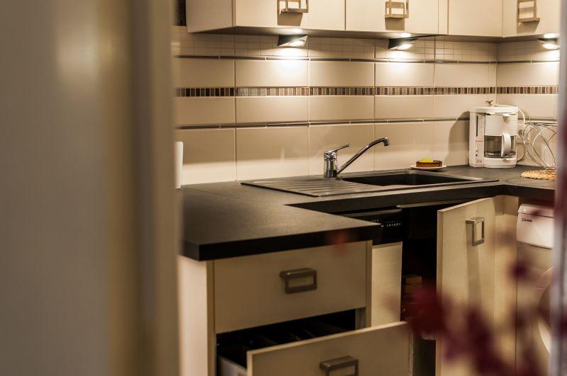 Cucina all'americana Affitto Appartamento 117921 Arcachon