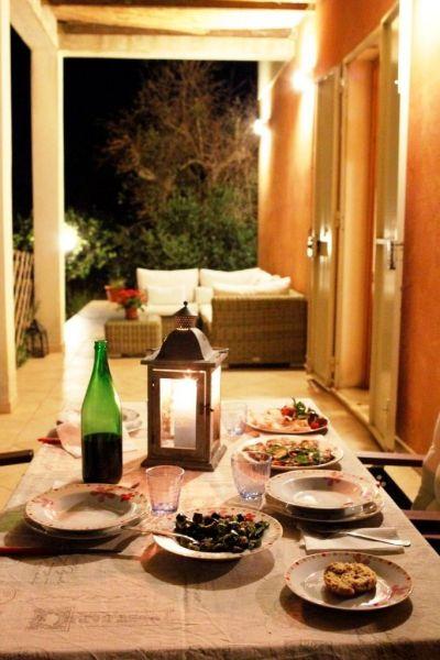 Vista dal terrazzo Affitto Villa  118430 Gallipoli
