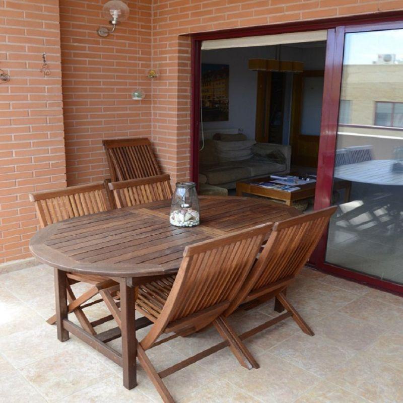 Terrazzo Affitto Appartamento 118634 Alicante