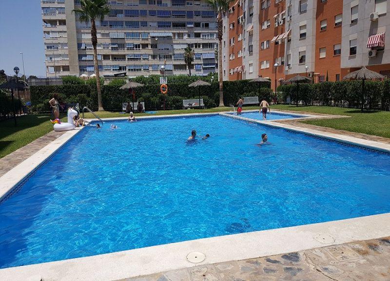 Vista esterna della casa vacanze Affitto Appartamento 118634 Alicante