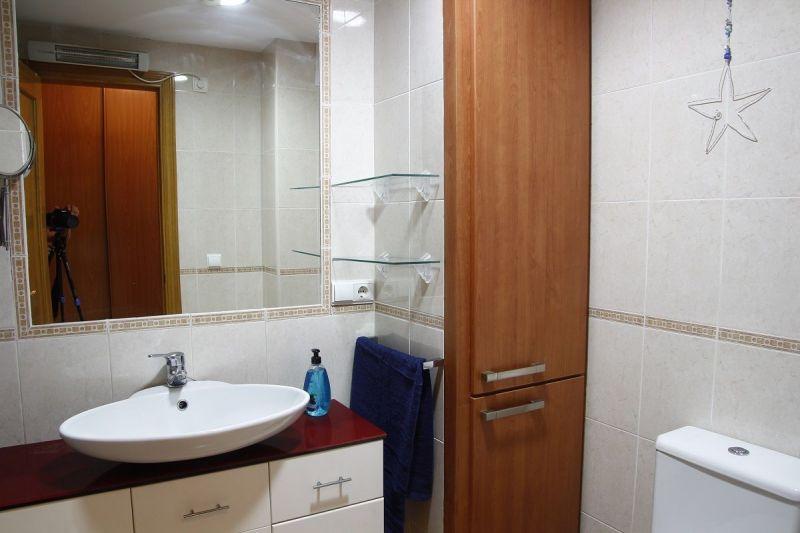 Bagno 1 Affitto Appartamento 118634 Alicante