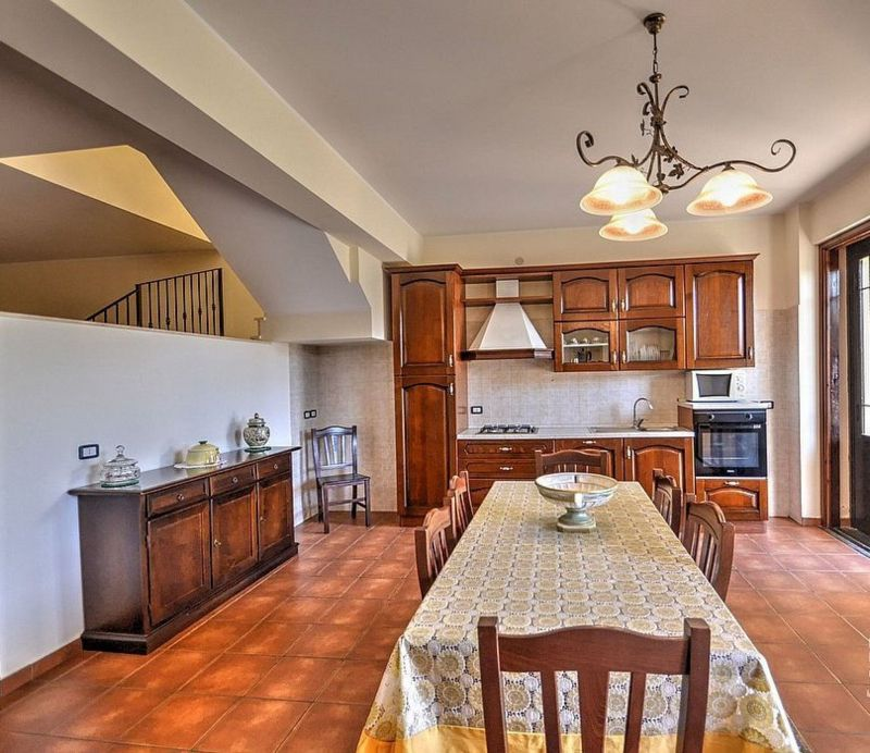Soggiorno Affitto Villa  118677 Trecastagni
