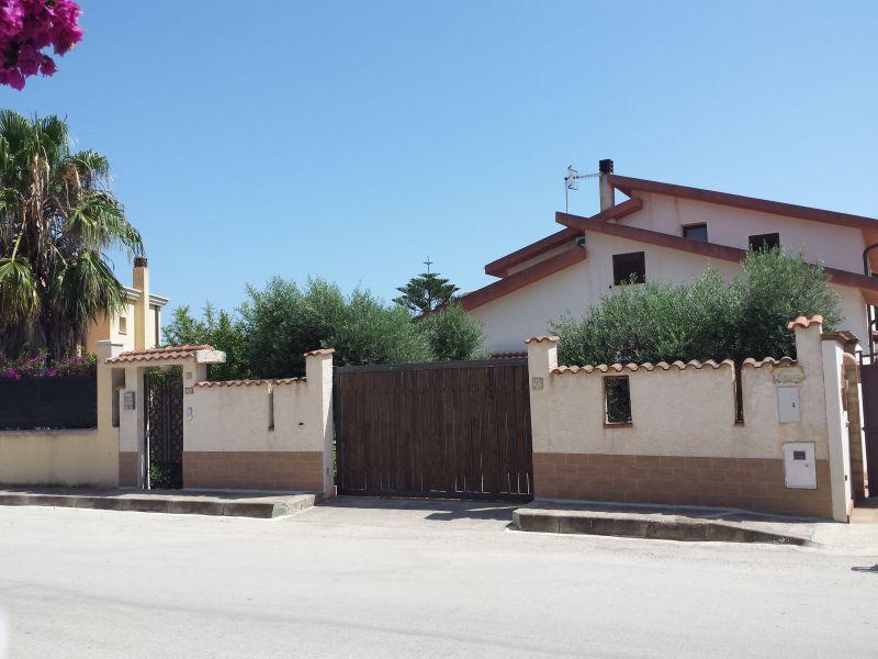 Vista esterna della casa vacanze Affitto Appartamento 64338 Sciacca