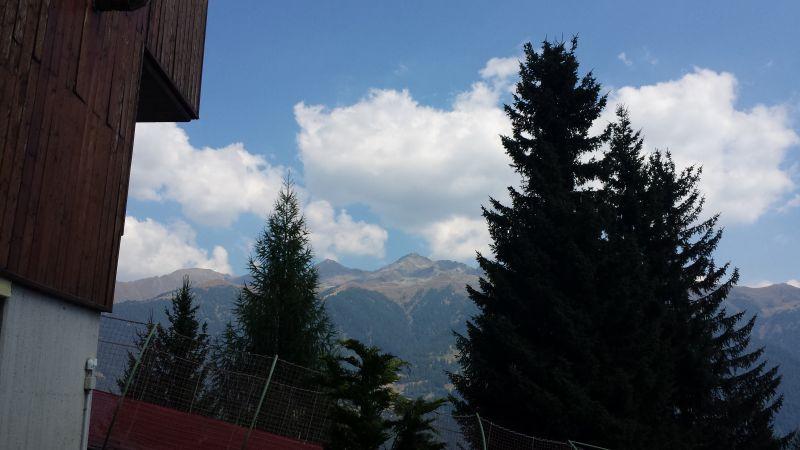 Vista esterna della casa vacanze Affitto Monolocale 64404 Marilleva