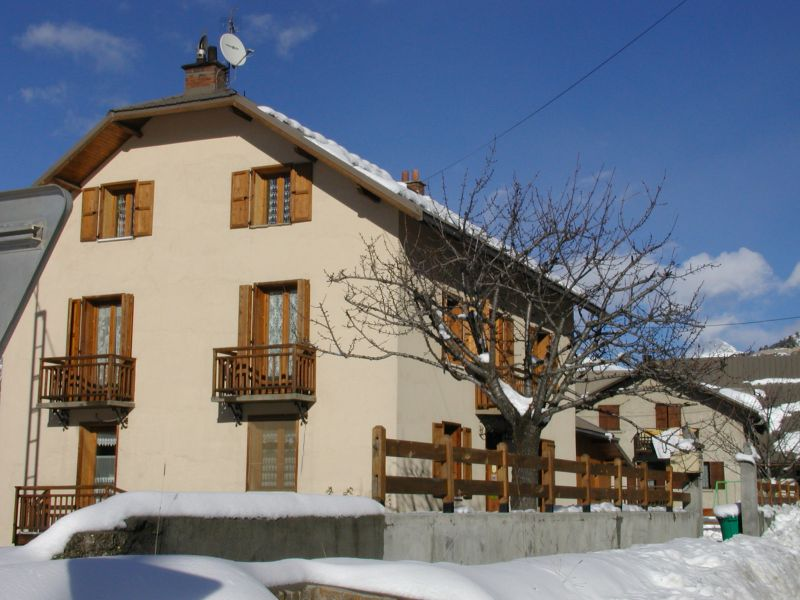 Vista esterna della casa vacanze Affitto Chalet 66793 Serre Chevalier
