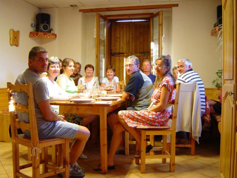Sala da pranzo Affitto Chalet 66793 Serre Chevalier