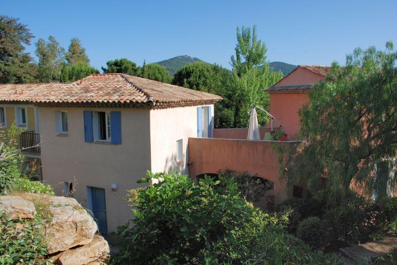 Vista esterna della casa vacanze Affitto Casa 70377 Saint Tropez