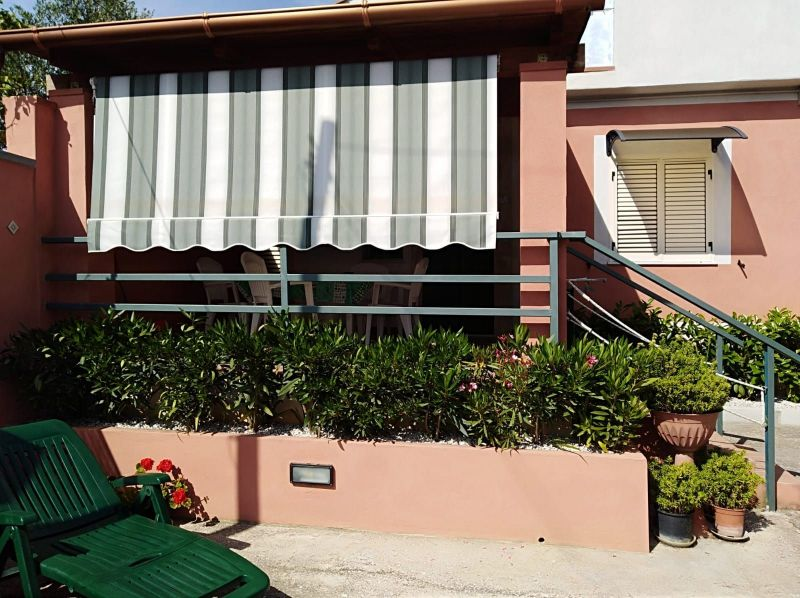 Pianta casa vacanze Affitto Appartamento 70457 Palinuro