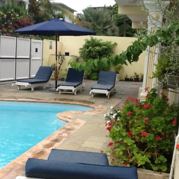 Piscina Affitto Villa  76883 Grand Baie