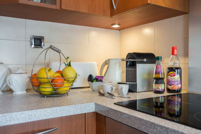 Cucina separata Affitto Appartamento 77050 Menton (Mentone)