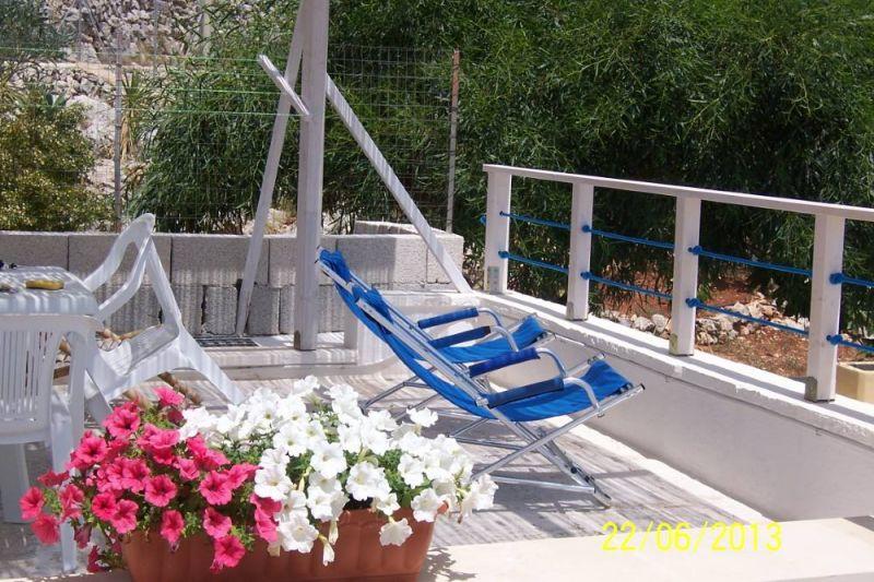 Terrazzo Affitto Appartamento 77582 Marina di Novaglie