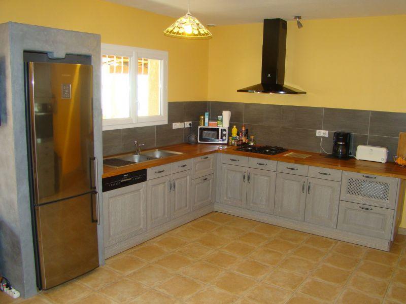 Cucina all'americana Affitto Villa  79457 Propriano