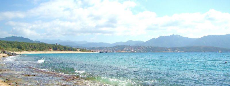 Spiaggia Affitto Villa  79457 Propriano