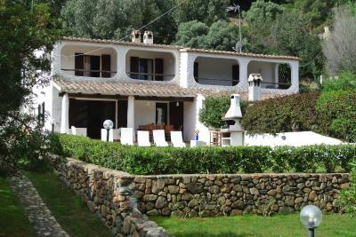 Vista esterna della casa vacanze Affitto Villa  79734 Torre delle Stelle