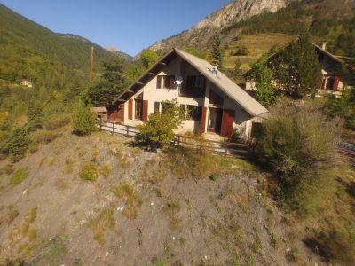 Vista esterna della casa vacanze Affitto Chalet 79776 Val d'Allos
