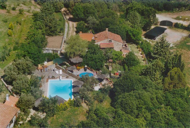 Vista dalla casa vacanze Affitto Agriturismo 80622 Gavorrano