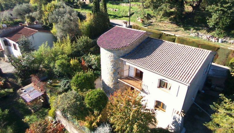 Vista esterna della casa vacanze Affitto Appartamento 80731 Cannes