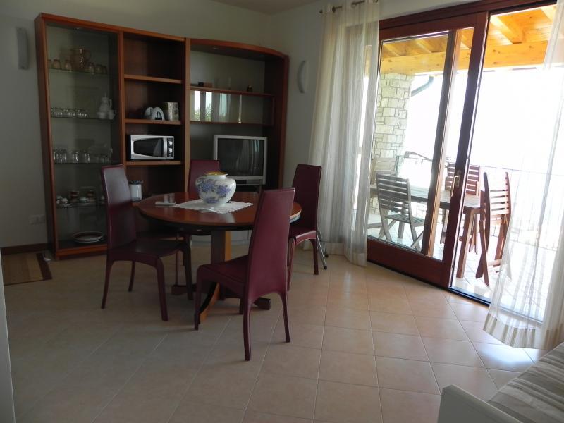 Soggiorno Affitto Appartamento 80837 Toscolano-Maderno