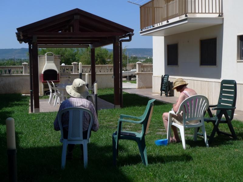Veranda Affitto Appartamento 84301 Torre Canne