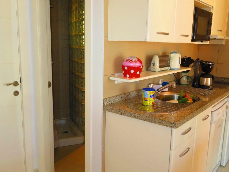 Angolo cottura Affitto Appartamento 84780 Nerja