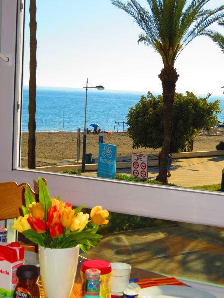 Vista dalla casa vacanze Affitto Appartamento 84780 Nerja