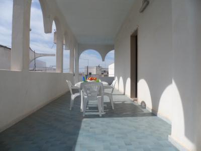 Vista dal terrazzo Affitto Appartamento 85175 Torre Lapillo