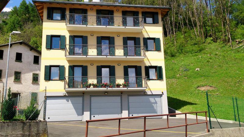 Vista esterna della casa vacanze Affitto Appartamento 85967 Auronzo di Cadore